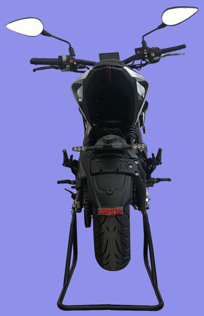 FuelUniverse >> Qianjiang QJ350: una naked con